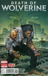 Marvel's Death of Wolverine Issue # 2f