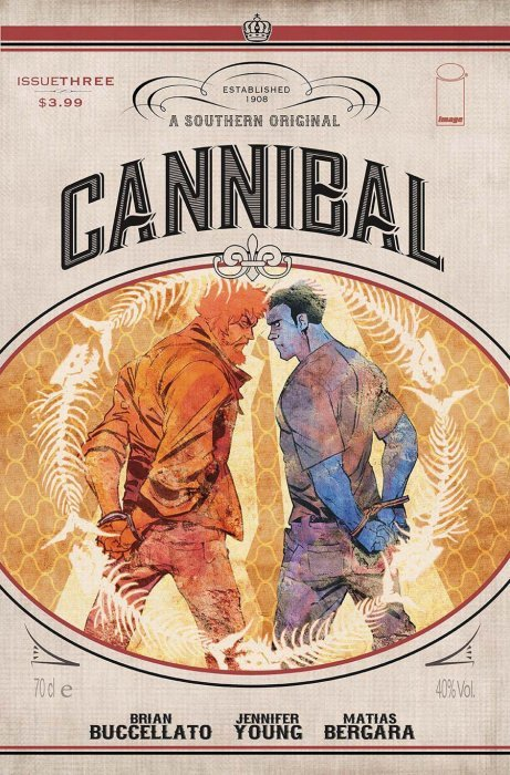 Cannibal #8 Image NM Comics Book