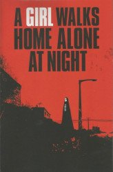 Behemoth Books's A Girl Walks Home Alone At Night Issue # 1b