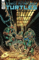 IDW Publishing's Teenage Mutant Ninja Turtles Issue # 103ri