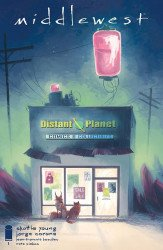 Image Comics's Middlewest Issue # 1distant planet
