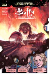 BOOM! Studios's Buffy the Vampire Slayer Issue # 14