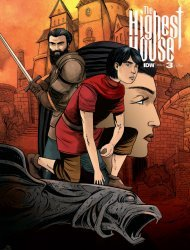 IDW Publishing's Highest House Issue # 3ri