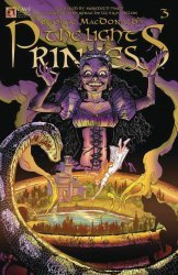 Cave Pictures Publishing's George McDonald's Light Princess Issue # 3