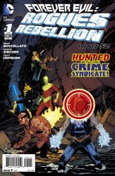DC Comics's Forever Evil: Rogues Rebellion Issue # 1