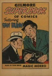 Western Printing Co.'s Pan-Am: Super Book of Comics Issue # 8gilmore