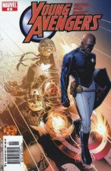 Marvel Comics's Young Avengers Issue # 8b