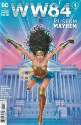 DC Comics's Wonder Woman 1984 Issue # 1