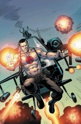 Valiant Entertainment's Bloodshot Issue # 1shazam-b