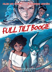 Rebellion's Full Tilt Boogie TPB # 1