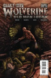 Marvel's Giant-Size Wolverine: Old Man Logan Giant Size # 1