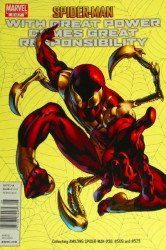 Marvel Comics's Spider-Man: With Great Power Comes Great Responsibility Issue # 3b