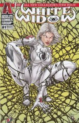 Absolute Comics's White Widow Issue # 1n