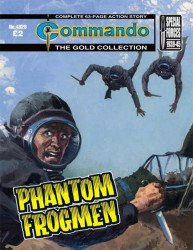 D.C. Thomson & Co.'s Commando: For Action and Adventure Issue # 4928