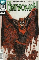 DC Comics's Batwoman Issue # 17
