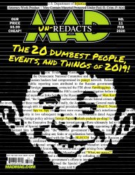 E.C. Publications, Inc.'s MAD Magazine Issue # 11