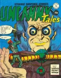 Alan Class & Company's Uncanny Tales Issue # 162
