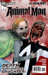 DC Comics's Animal Man Issue # 5