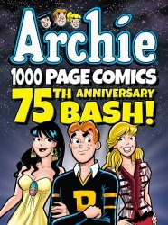 Archie's Archie: 1000-Page Comics 75th Anniversary Bash TPB # 1