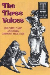 Tome Press's The Three Voices Issue # 2