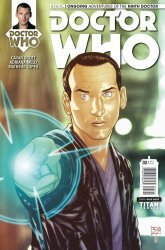 Titan Comics's Doctor Who: 9th Doctor Issue # 2d