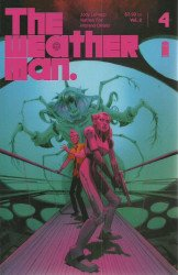 Image Comics's The Weatherman Issue # 4b