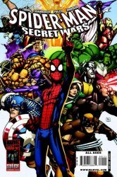 Marvel Comics's Spider-Man and the Secret Wars Issue # 1