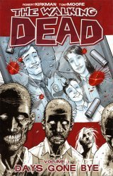 Image Comics's The Walking Dead TPB # 1