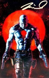 Valiant Entertainment's Bloodshot: Salvation Issue # 12one of a kind