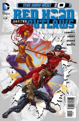 DC Comics's Red Hood and the Outlaws Issue # 0