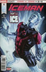 Marvel Comics's Iceman Issue # 8