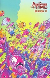 KaBOOM!'s Adventure Time Season 11 Issue # 5d