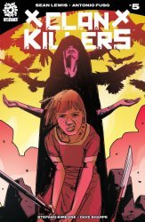 After-Shock Comics's Clankillers Issue # 5