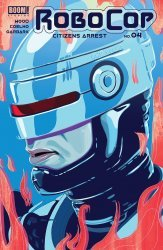 BOOM! Studios's Robocop: Citizen's Arrest Issue # 4