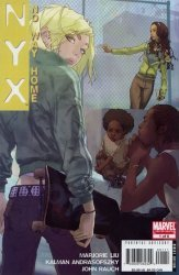 Marvel Comics's NYX: No Way Home Issue # 1