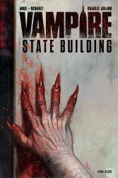 Ablaze Media's Vampire State Building Hard Cover # 1