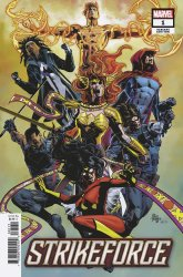 Marvel Comics's Strikeforce Issue # 1g