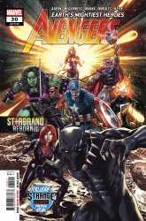 Marvel Comics's Avengers Issue # 30