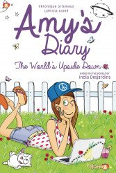 Charmz's Amy's Diary Hard Cover # 2