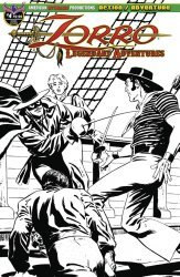American Mythology's Zorro: Legendary Adventures Issue # 4b
