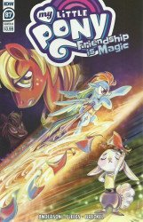 IDW Publishing's My Little Pony: Friendship is Magic Issue # 87b