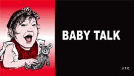 Chick Publications's Baby Talk Issue nn
