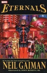 Marvel Comics's Eternals TPB # 1-2nd Print
