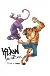 Lion Forge Comics's Klaw: The Second Cycle Soft Cover # 1