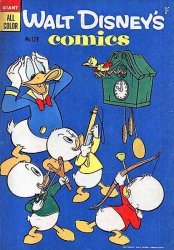 W.G.(Wogan)Publications's Walt Disney's Comics Issue # 129