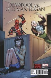 Marvel Comics's Deadpool vs. Old Man Logan Issue # 5b