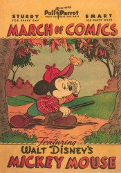 Western Printing Co.'s March of Comics Issue # 27e