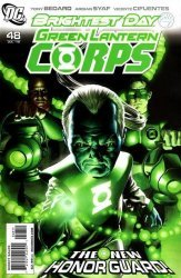 DC Comics's Green Lantern Corps Issue # 48