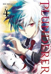 Yen Press's Plunderer Soft Cover # 4