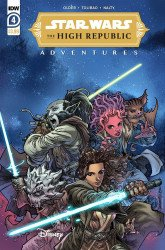 IDW Publishing's Star Wars: High Republic - Adventures Issue # 4